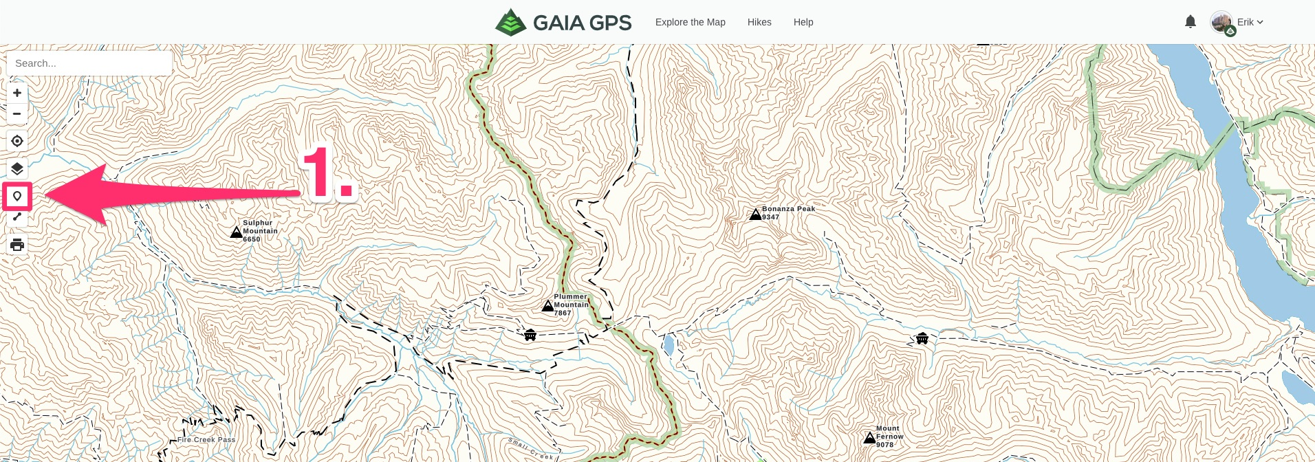 Gaia gps for pc